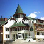 Клуб-отель Четыре вершины в Красной Поляне
